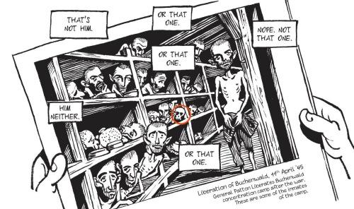 Wiesel Buchenwald