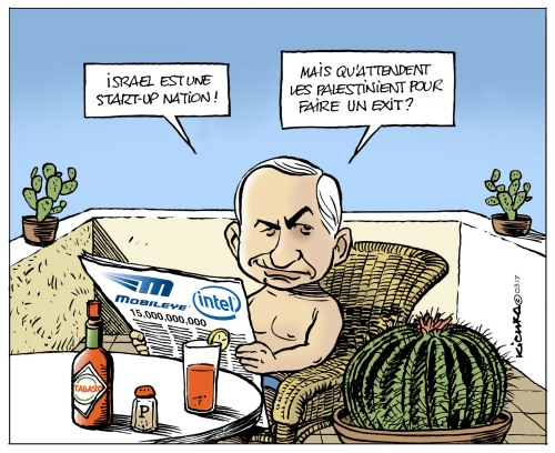 Mobileye et Intel