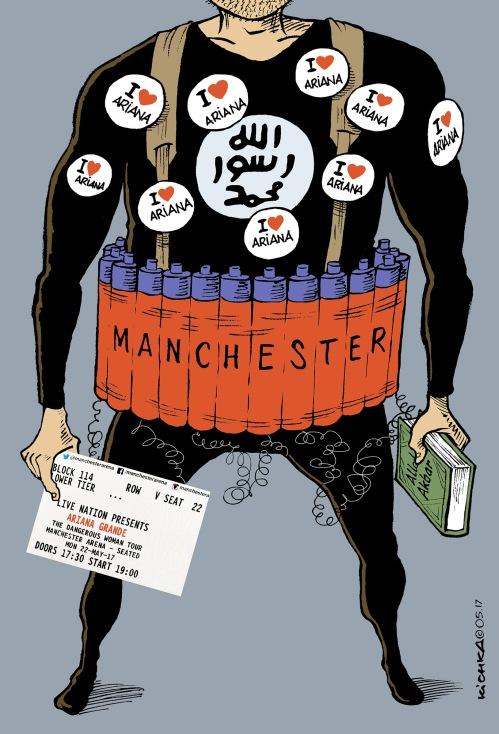 Manchester terror
