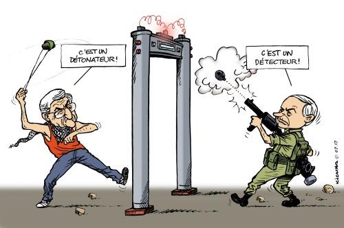 Bibi Abbas Jerusalem 2017
