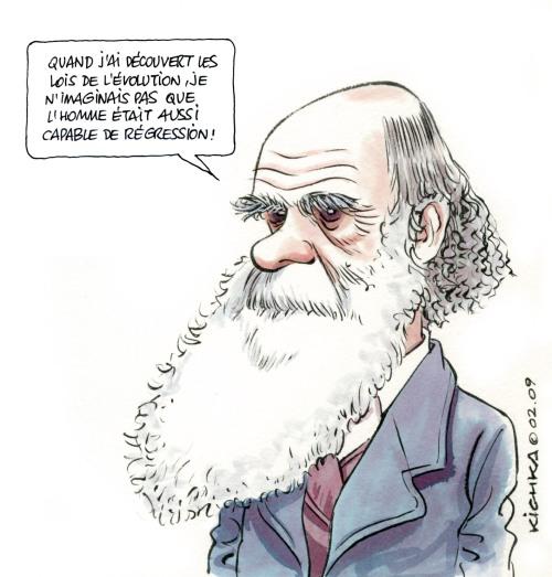 Darwin is 200