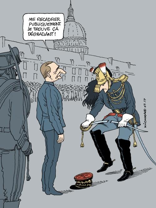 Macron De Villiers