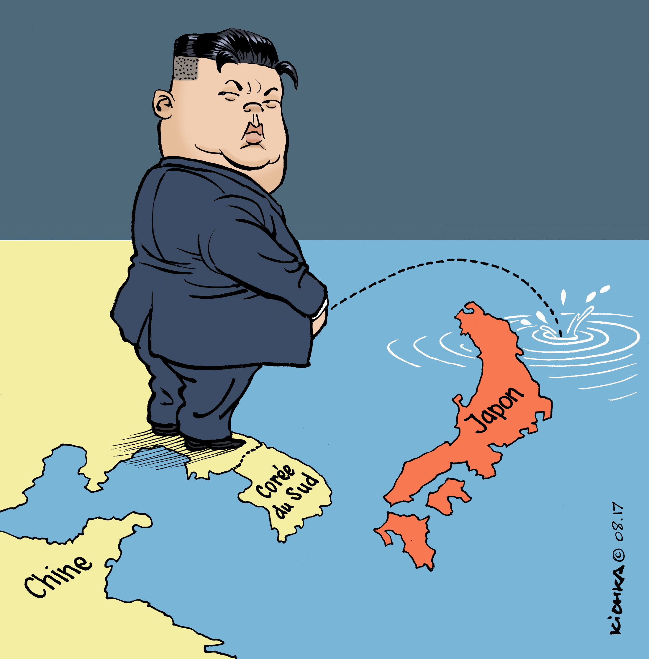 understanding kim jong un Abe will press trump to include north korea's short- and medium-range nuclear missiles in discussions with kim those missiles are already in place and can hit japan.
