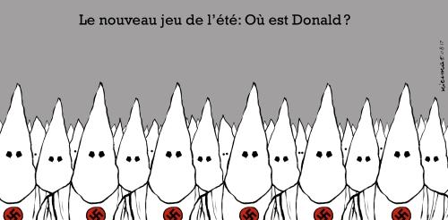 Où est Donald
