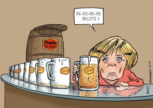 Merkel 2017