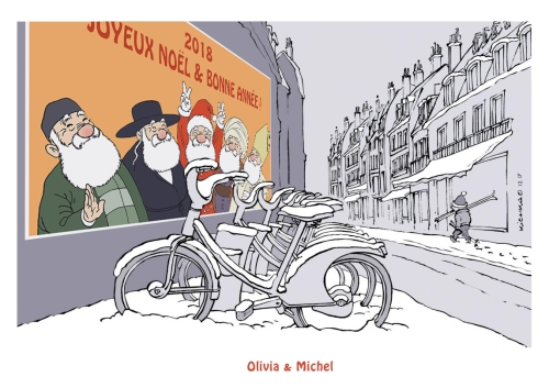 2018 Olivia&Michel
