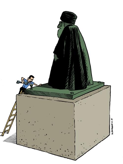 Iran Jan 2018