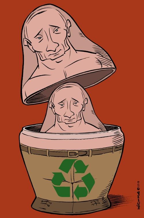Poutine recyclage