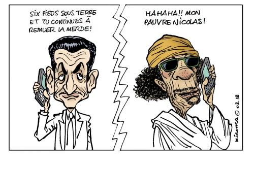 Sarko Kadafi