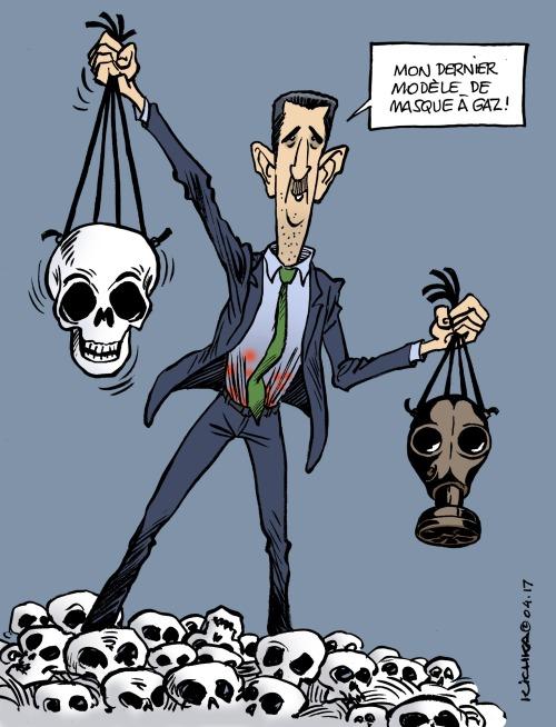 Assad Avril 2017