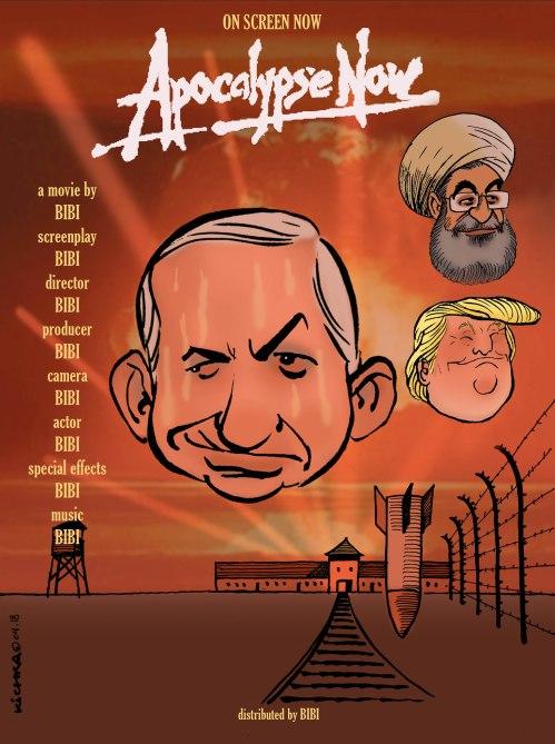 Bibi Apocalypse Trump
