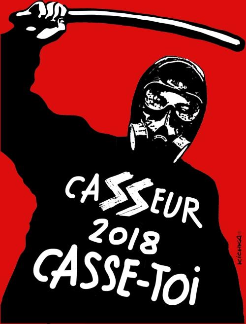 Casseur 2018
