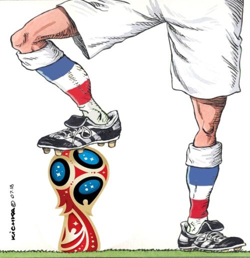 France en finale