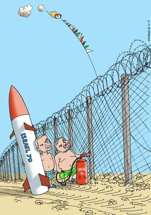 Gaza Summer 2018