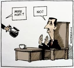 Assad-Kofi Anan