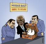 Kofi Annan MiddleEast
