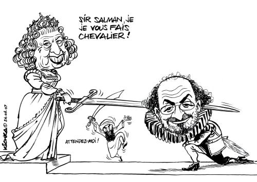 Salman, Queen & Fatwa