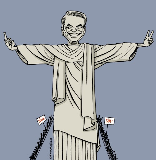 Bolsonaro oct 2018