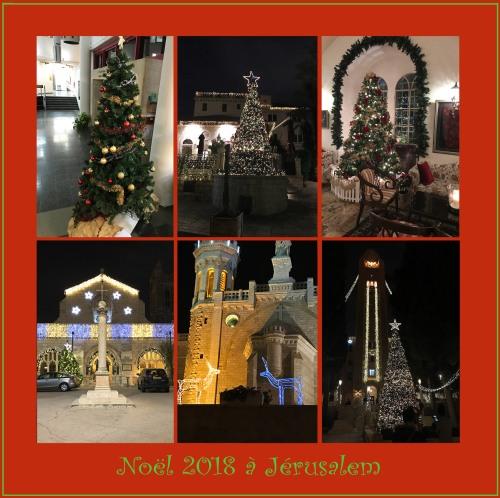 Noel Jerusalem 2018