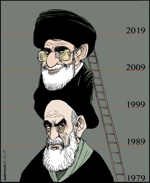 IRAN 1979-2019