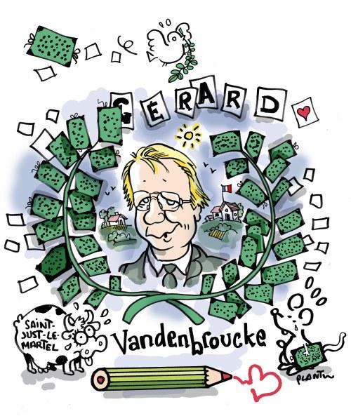 Plantu Gérard