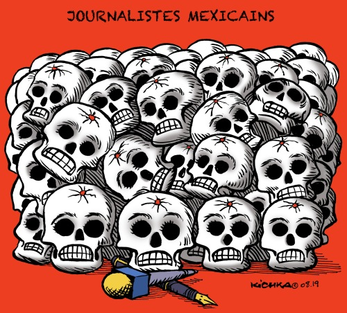 Journalistes mexicains