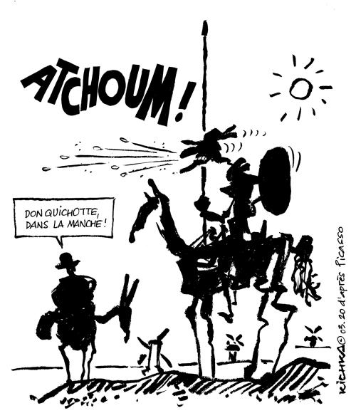 Coronש Don Quichotte