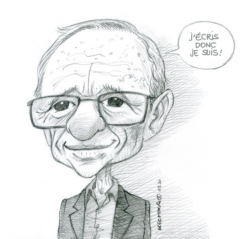 David Grossman 2020