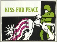 kiss for peace