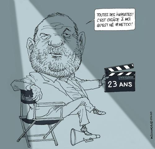 Weinstein 23 ans