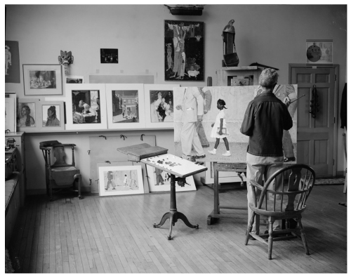 Rockwell studio
