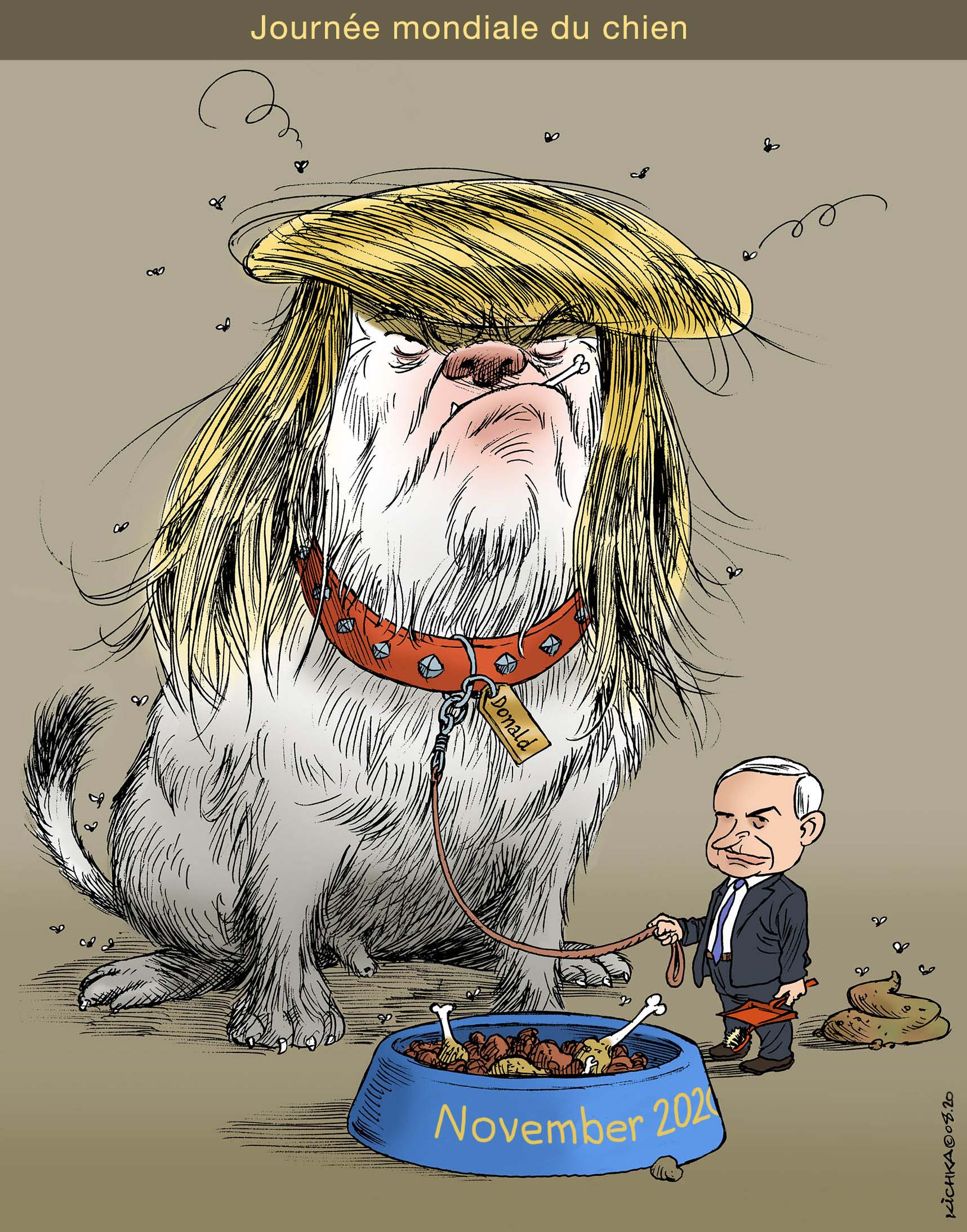 Trump August 2020