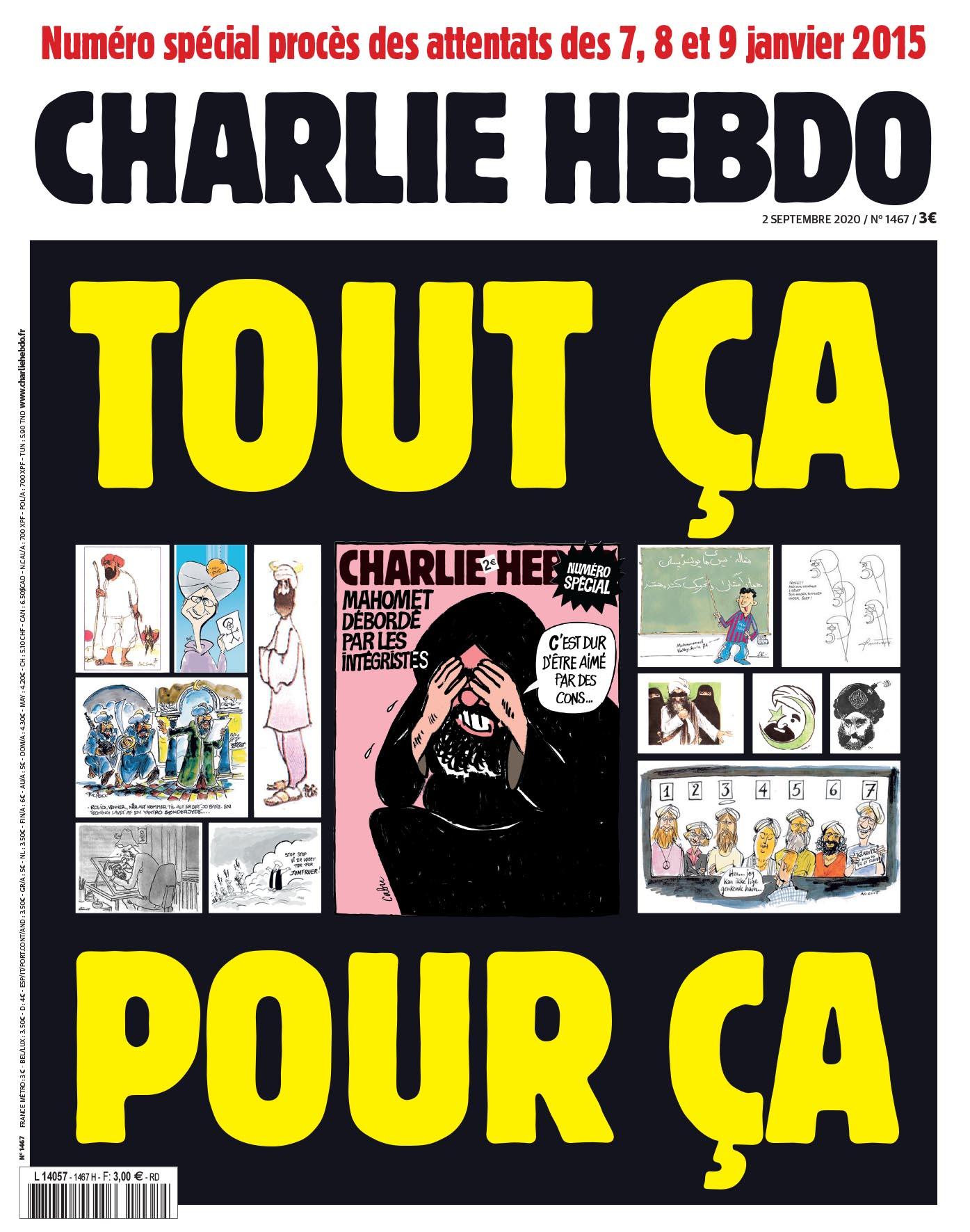 Charlie Tout ça pour Ca